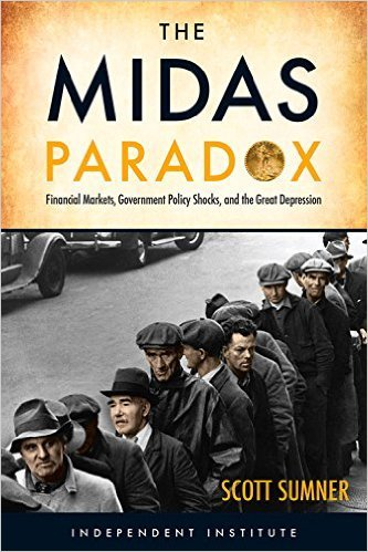 Midas Paradox and the Great Depression | Q&A with Scott Sumner |
