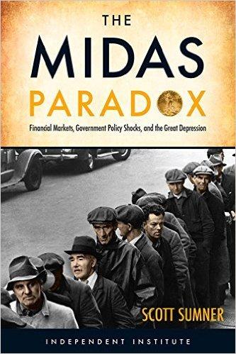 The Midas Paradox Cover