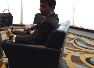 Raghuram Rajan at AFF 2017