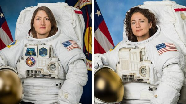 Watch 1st all-female spacewalk | EarthSky.org