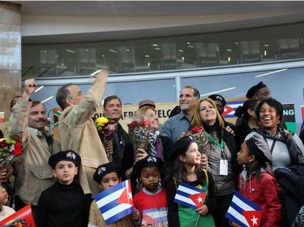 Cuban Five South Africa
