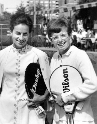 Image result for virginia wade 1968 images