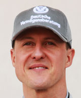 Michael Schumacher in profile