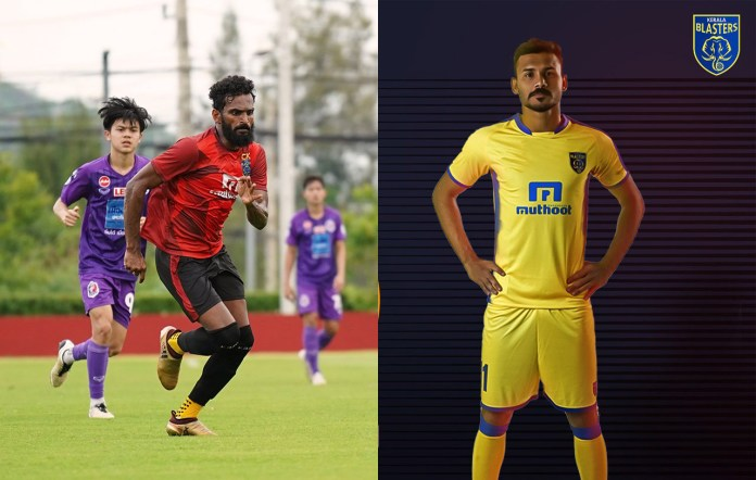 Six5Six, Kerala Blasters new Kit Sponsor