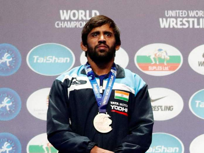 Bajrang Punia goes down fighting, settles for silver