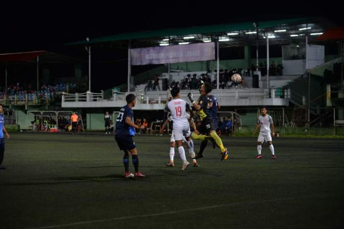 All square against Aizawl FC and Electric Veng FC
