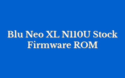 Blu Neo XL N110U