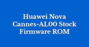 Huawei Nova Cannes-AL00