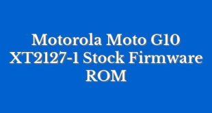 Motorola Moto G10 XT2127-1