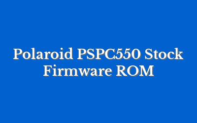 Polaroid PSPC550