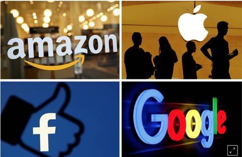 Financial regulators urgently need to get a grip on 'Big Tech'