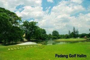 Padang Golf Halim 2