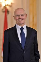 H.E. Mr Serge TELLE - H.E. Mr Serge TELLE, Minister of State