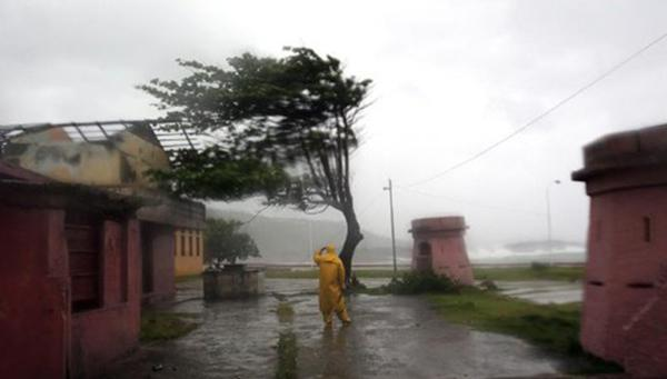 The first major hurricane to hit the province of Guantánamo remained in the eastern-most part of the region for several hours, impacting the municipalities of Baracoa (pictured), Imías, Maisí, and Moa in the neighboring province of Holguín.
