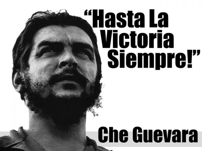 Poets who dedicated verses to Che