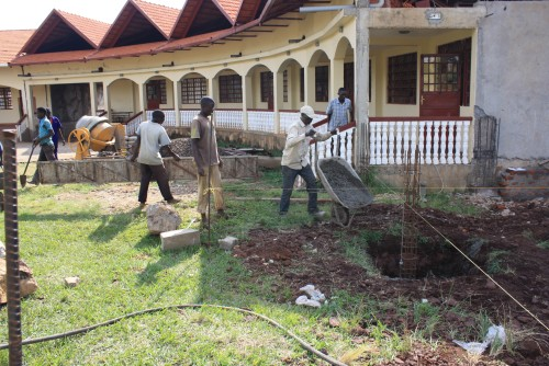 Work on last primary school block starts