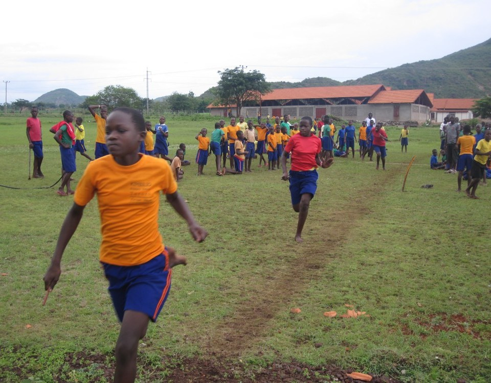 Children Athletics Competition