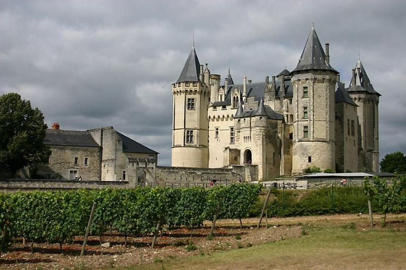 The Chateau Of Saumur Hotel Near Chteaux Of The Loire