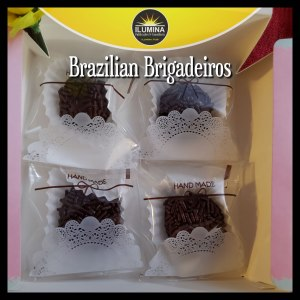 Hand-Made specialty Brazilian chocolate candies