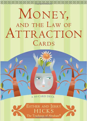 Money & The Law of Attraction Cards by Abraham-Hicks