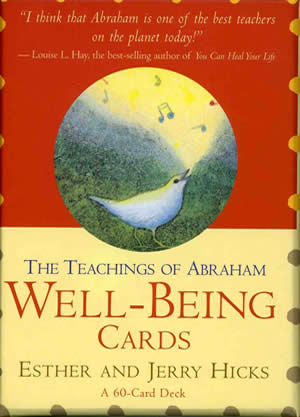 Well-Being Cards by Abraham-Hicks