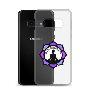 Inspirational Samsung Clear Case, for Galaxy S10e