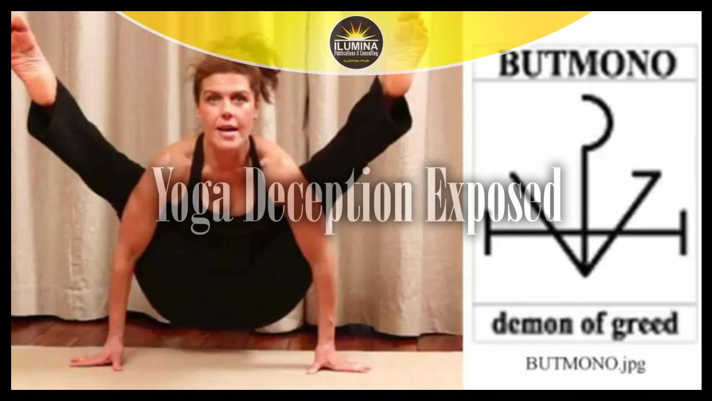 Yoga Deception Exposed