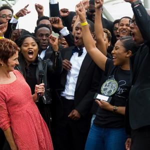 Oakwood University's Aeolians Win World Choir Title