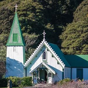 Church Buildings – Bigger Barns?