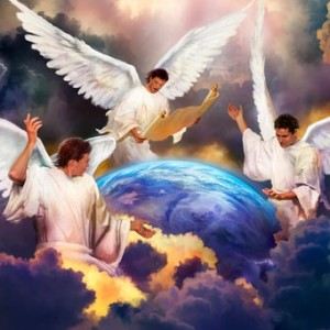 Wednesday: The Three Angels' Messages