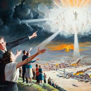 Monday: Habit – Look for the Return of Jesus