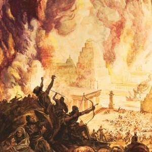 Monday: Babylon is Fallen