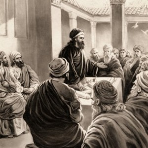 Wednesday: The Apostolic Decree