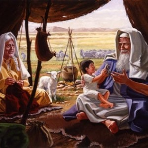 Wednesday: Abraham, Father of God's People