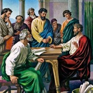 Wednesday: The Jerusalem Council