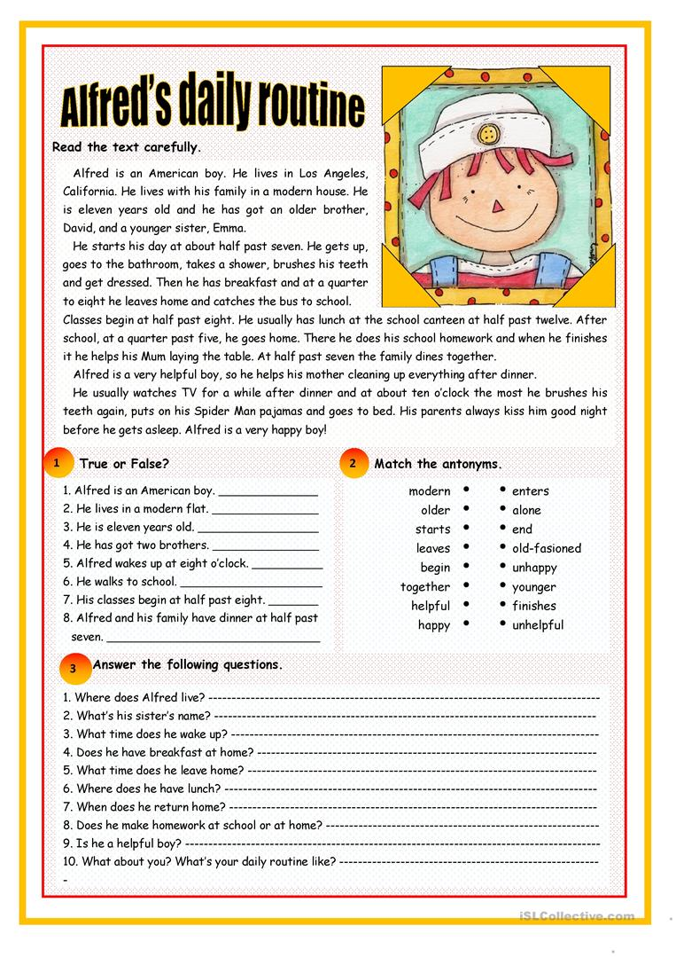 Elementary Halloween Worksheets