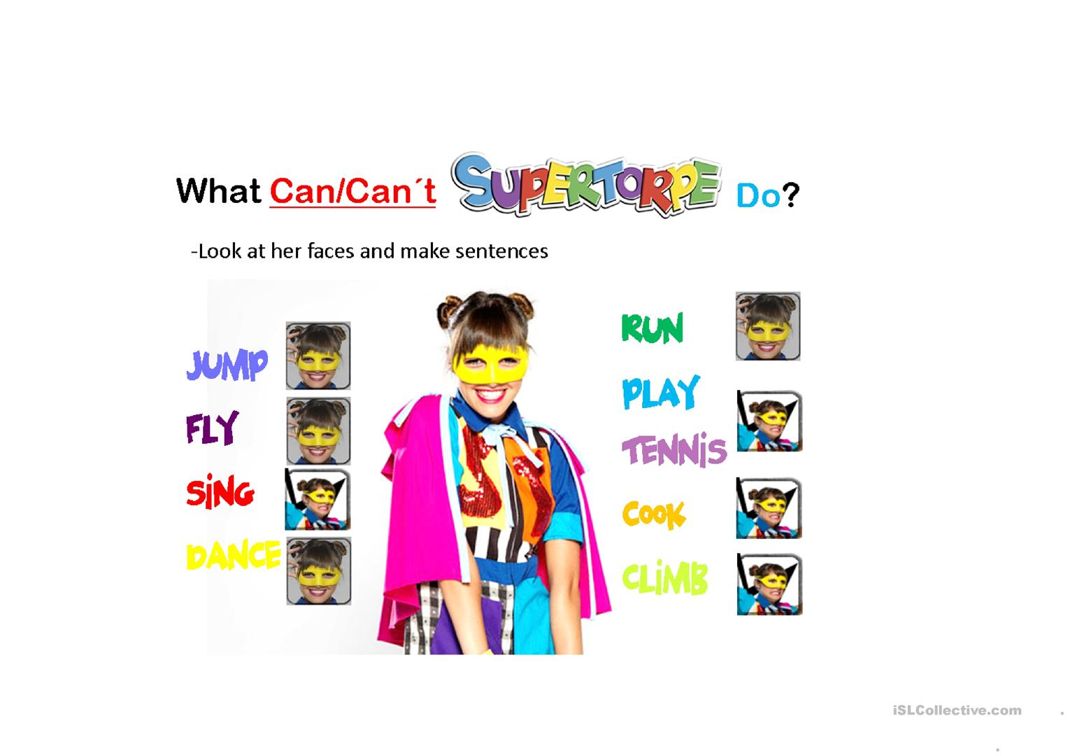 What Can Can T Supertorpe Do