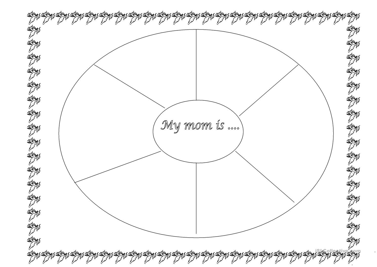 Mother S Day Mat Worksheet