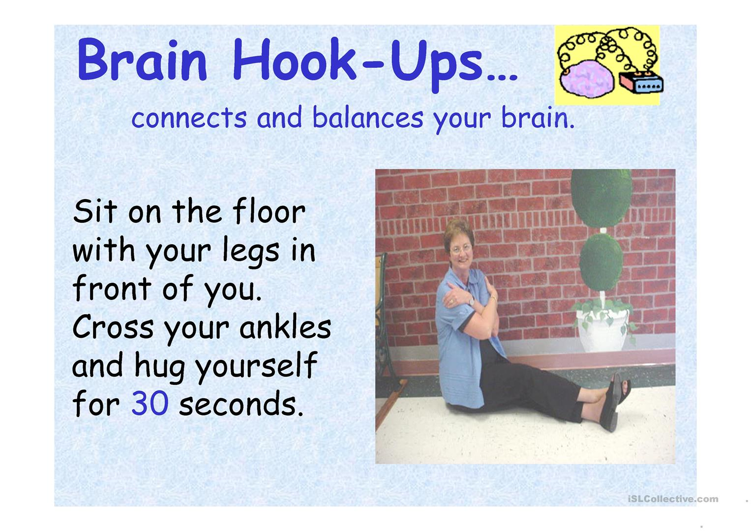 What Is Brain Gym Activities