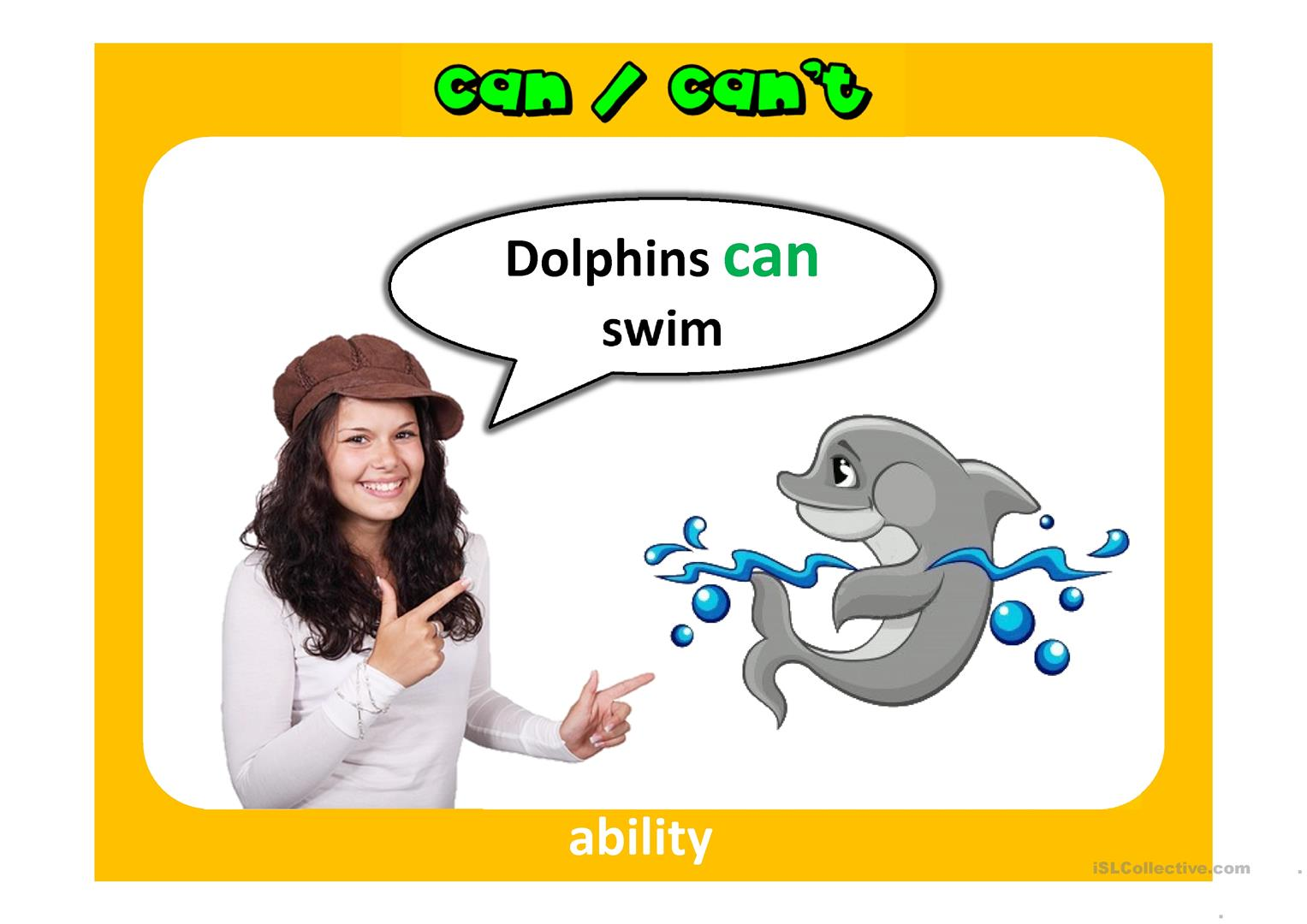 Can Can T Ppt Worksheet
