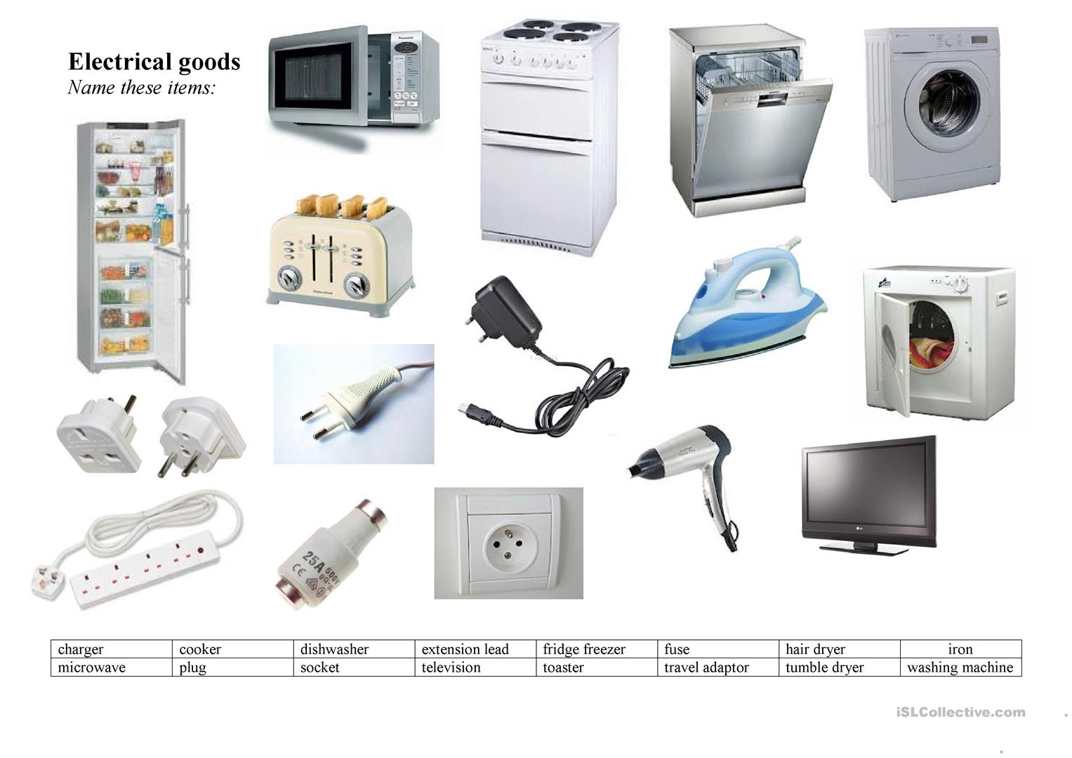 Electricity And Electrical Devices