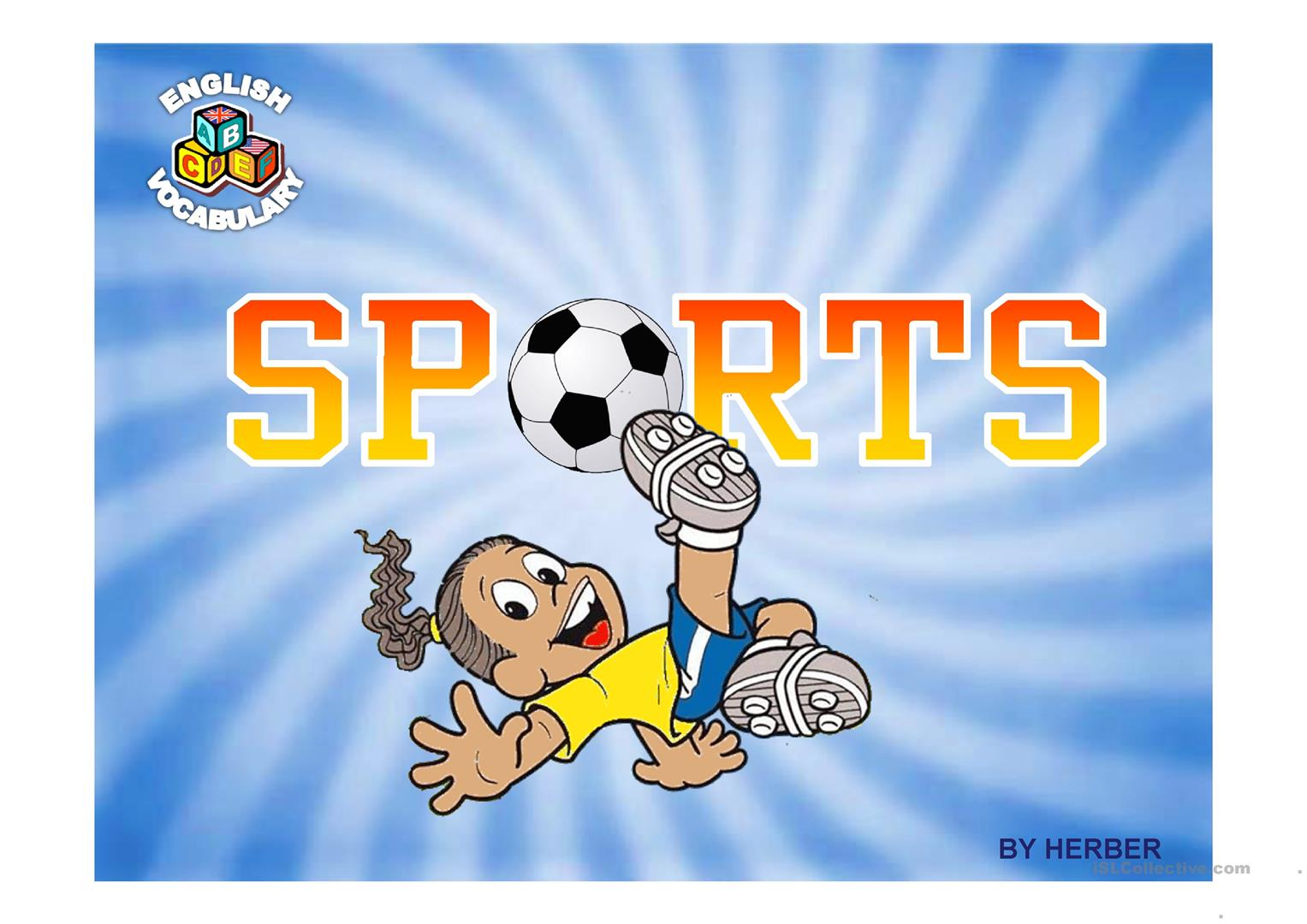 Sports Ppt Worksheet