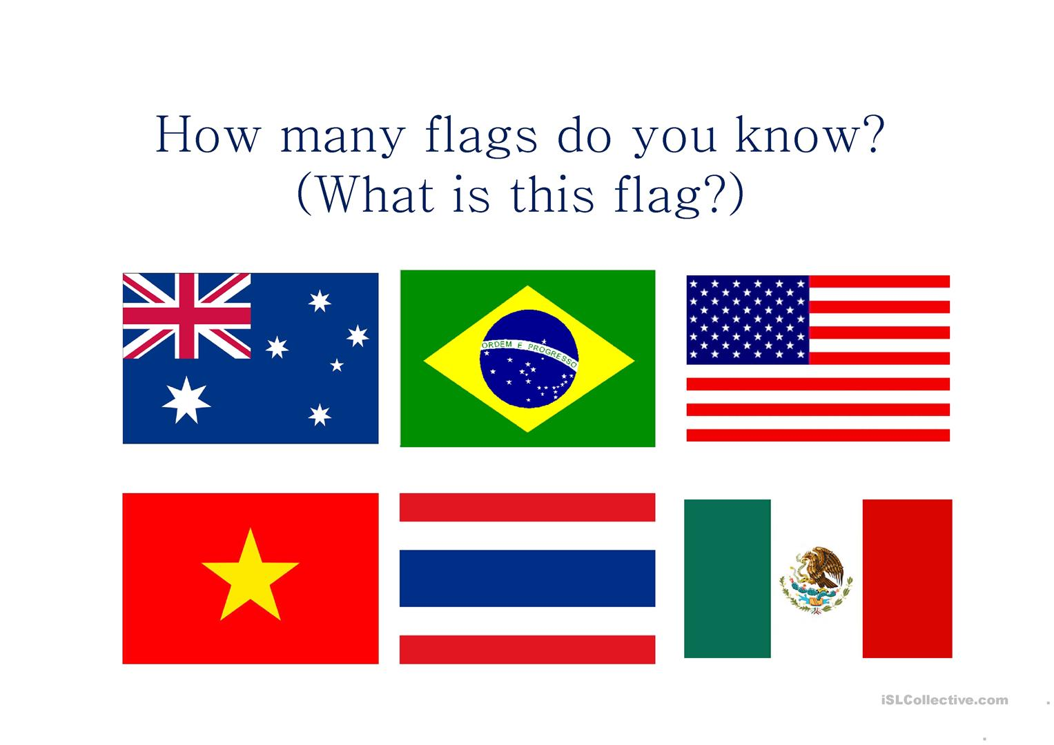 Countries Of The World Worksheet