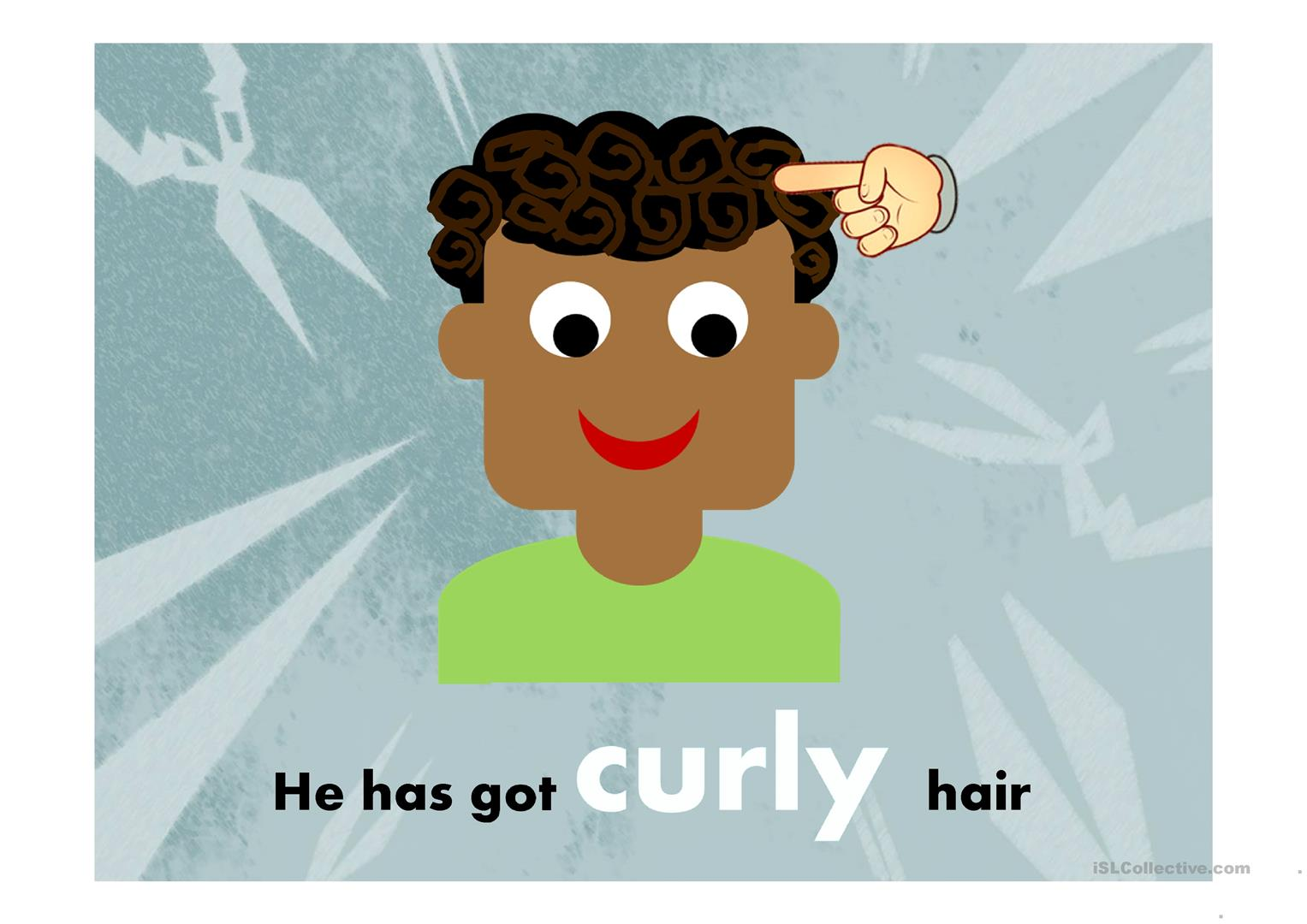 Hair Styles Ppt Worksheet