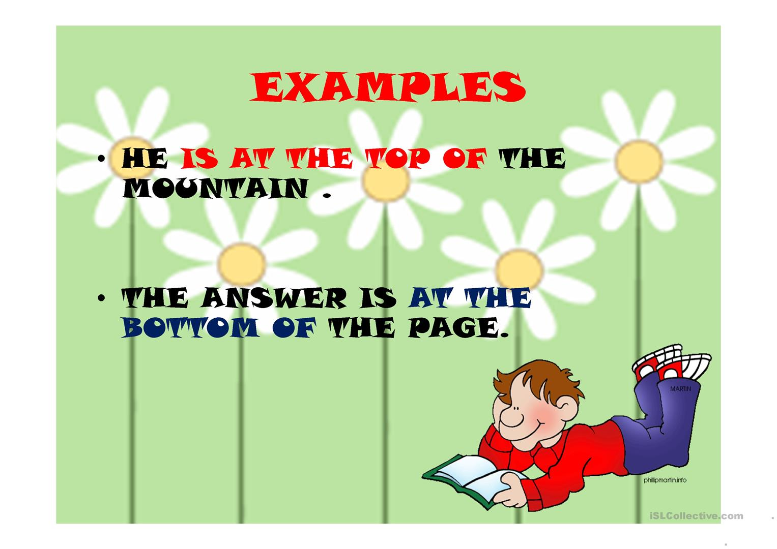 Verbs Followed By Prepositions For Ket Exam Worksheet