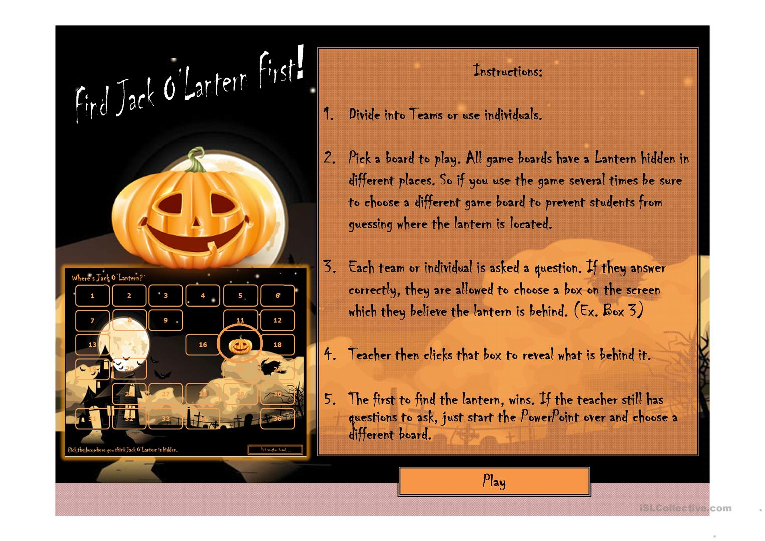 Where S Jack O Lantern Halloween Roleplay