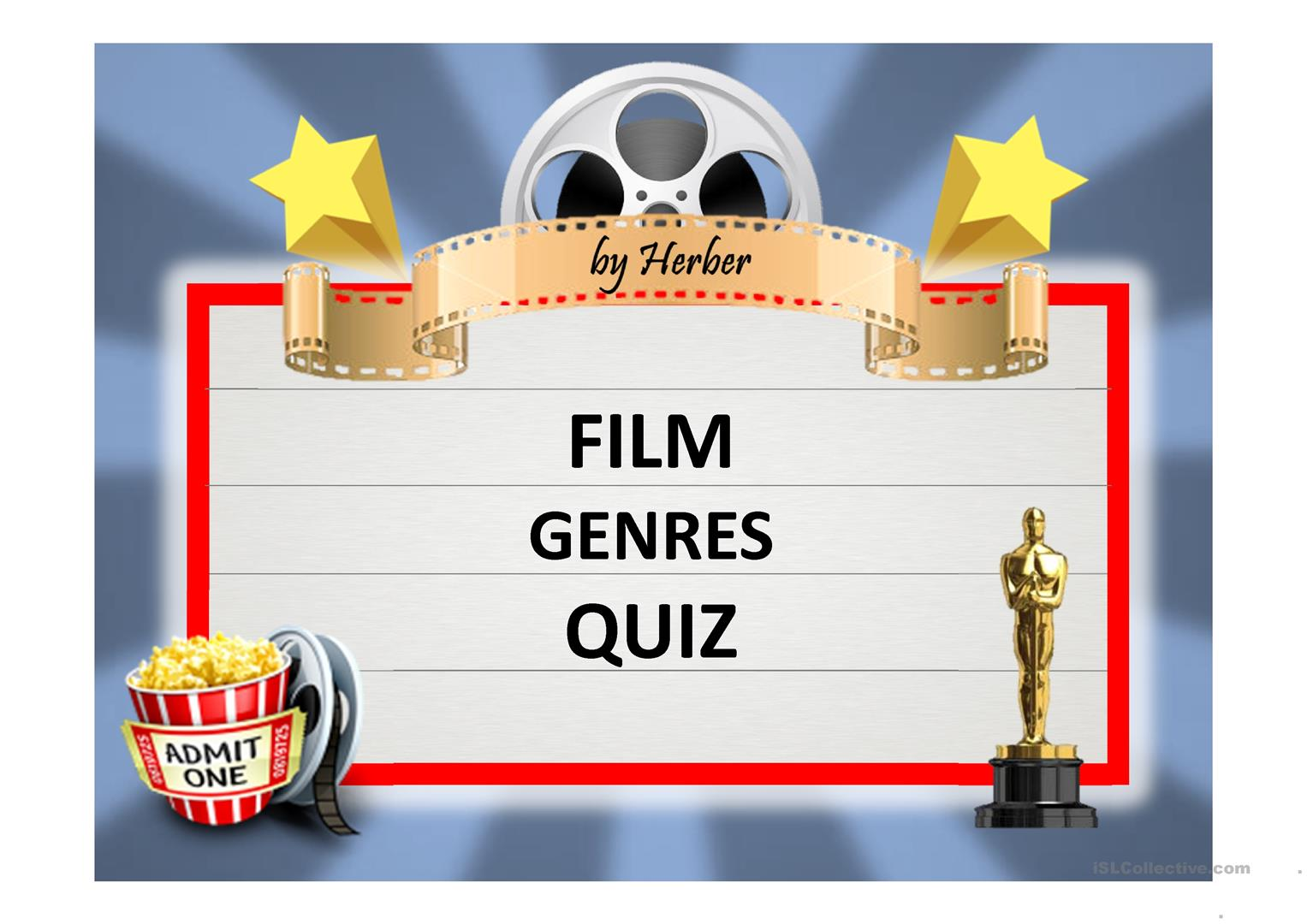 Film Genres Quiz