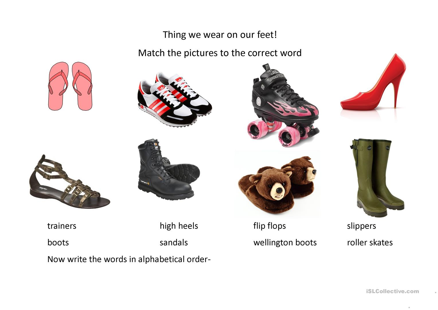 Footwear Shoes And Others