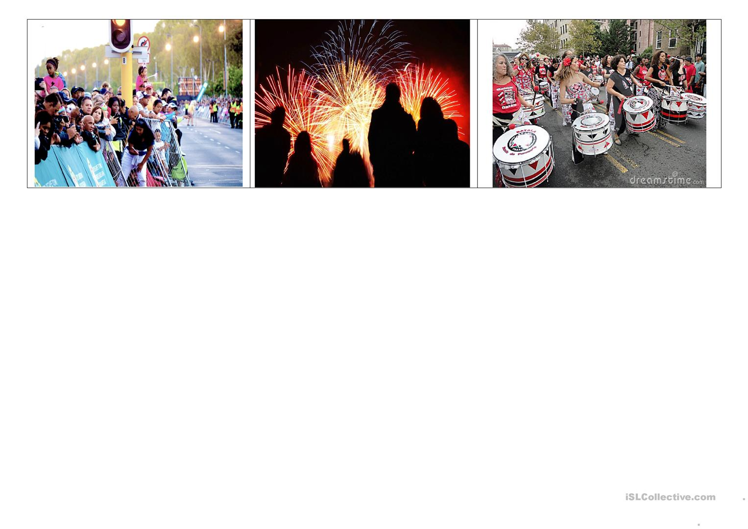 Carnival And Festival Pictures
