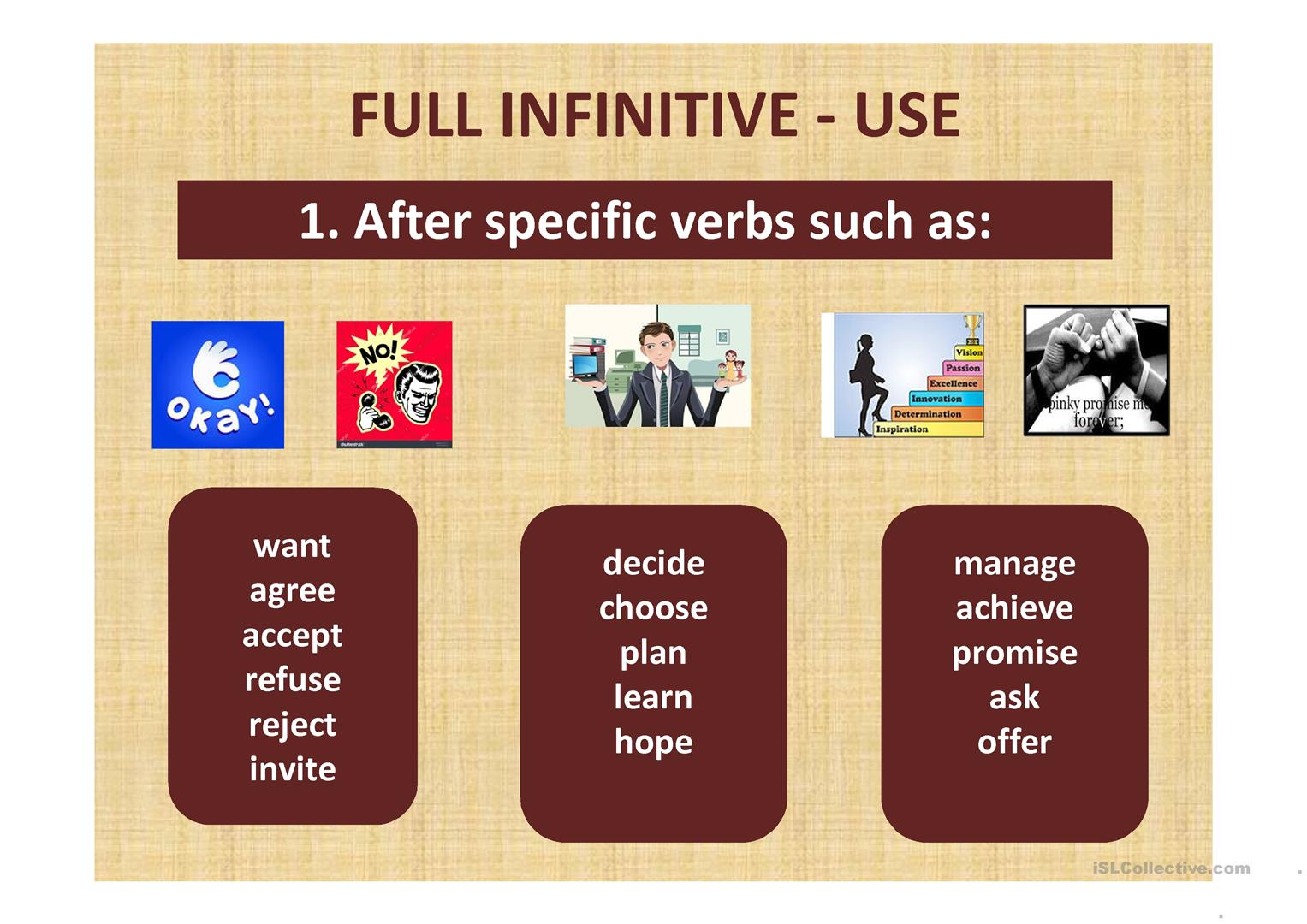 Gerunds And Infinitives 2 Worksheet